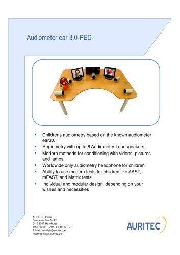 EAR 3.0-PED