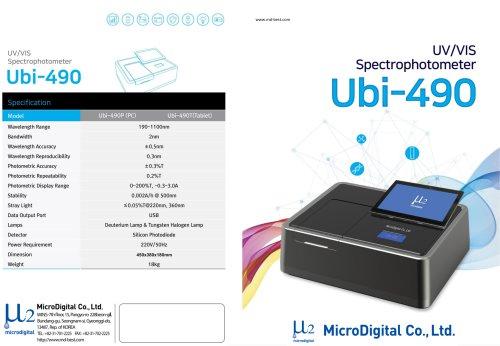 Ubi-490 _ Catalog