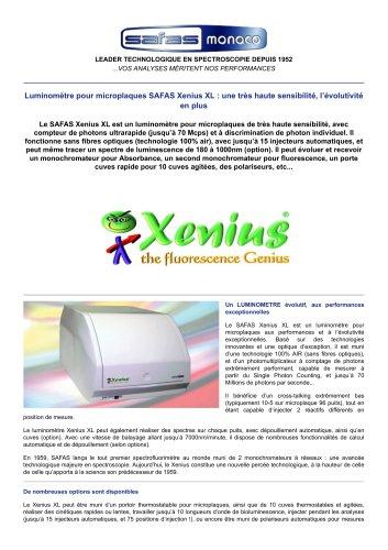 SAFAS Xenius XL