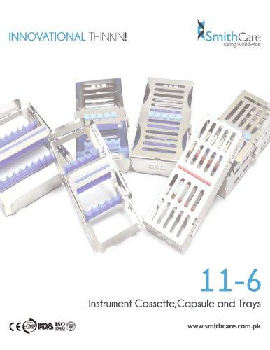 Dental Sterlization Trays