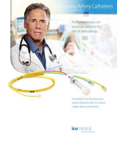Pulmonary Artery Catheters