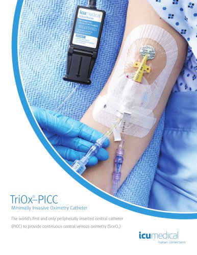 Tr iOx ® – PICC