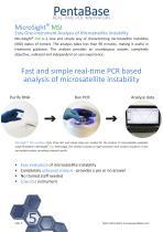 MicroSight® MSI Assays