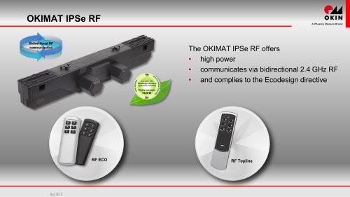 OKIMAT IPSE RF