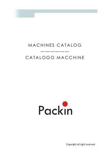 MACHINES CATALOG