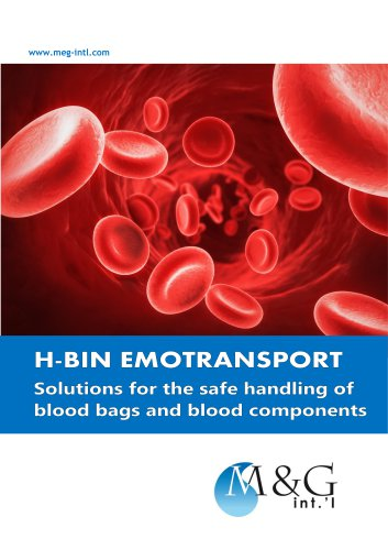 Transport of blood and blood components