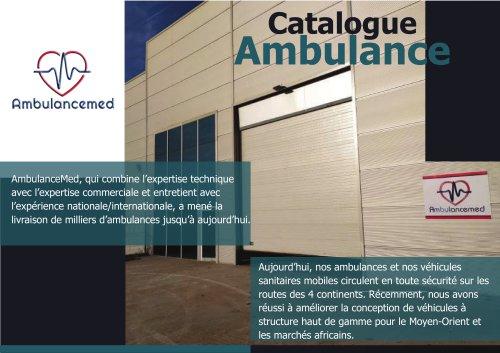 Ambulance Catalog FR 2020