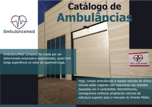 Ambulance Catalog Portugal 2020