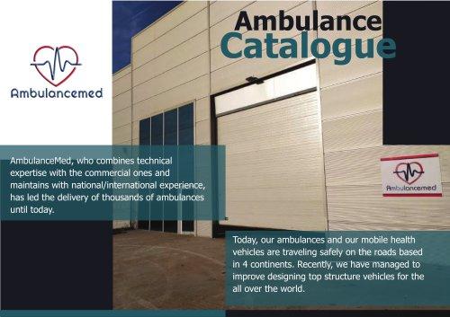 Ambulance Catalogue