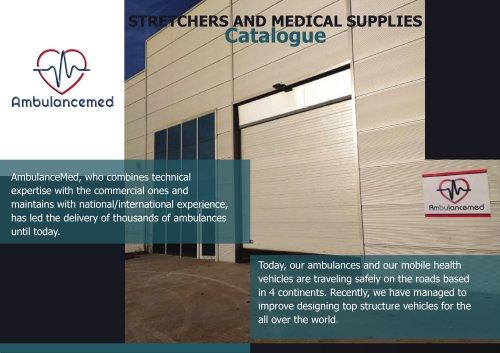 AmbulanceMed medical equipment