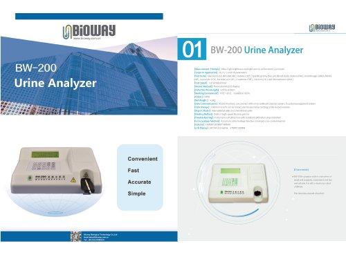 Urine Analyzer BW-200