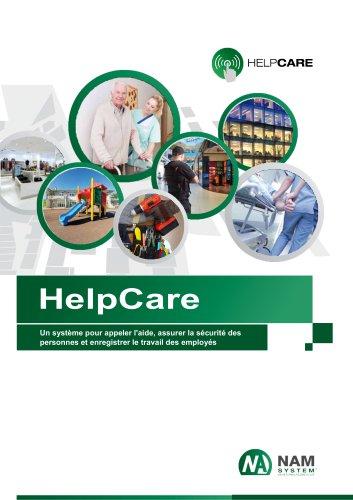 HelpCare - Un système d'appel à l'aide
