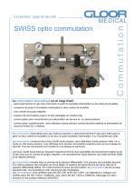 SWISS optio change-over