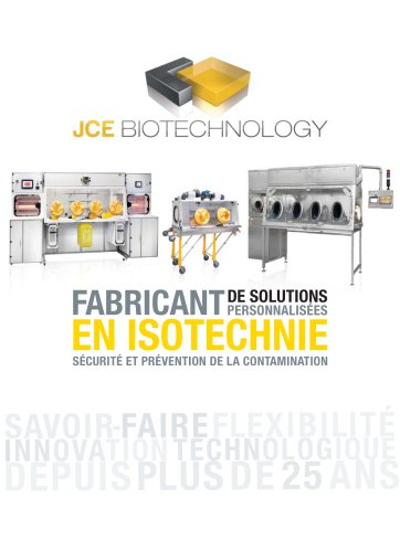 Brochure Institutionnelle