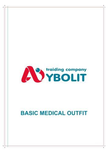 Basic medical outfitting