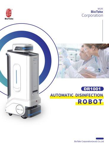 Bioteke/Disinfection robot/DR1001