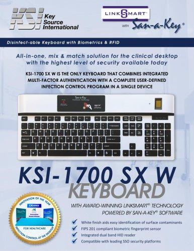KSI-1700 SX HFFFW-16 Datasheet
