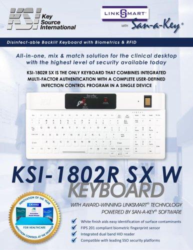 KSI-1802R SX HFFFW-16 Datasheet