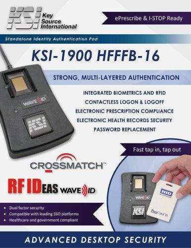 KSI-1900 HFFFB-16 Datasheet