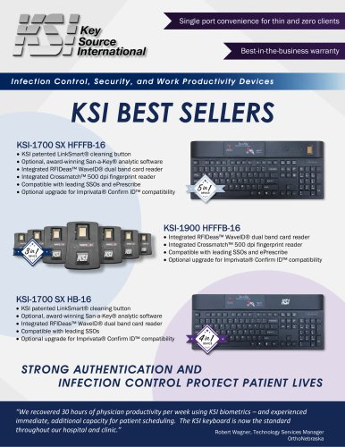 KSI Best Sellers