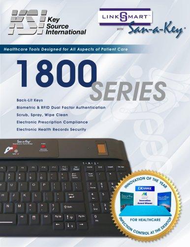 KSI Brochure -- 1800 Series Keyboards