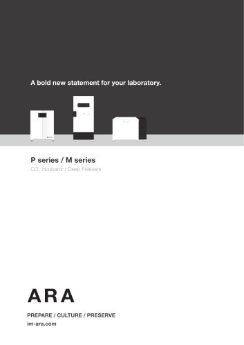 ARA CO2 /Deep Freezer