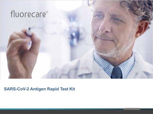 FLUORECARE ANTIGEN TEST KIT FOR COVID-19