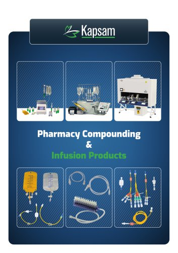 Pharmacy Compounding and Infusion Products