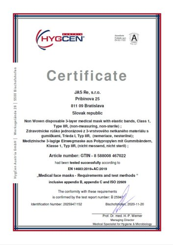 2R certificate