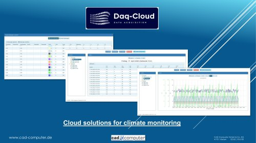 DAQ-Cloud Prospect