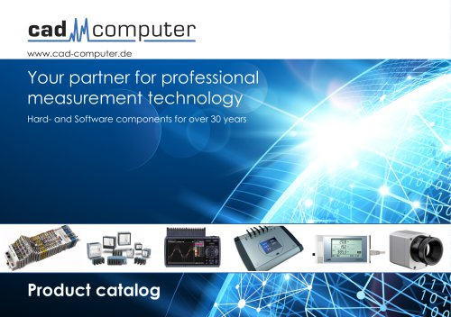 Product catalog CAD Computer