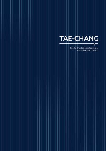 TAECHANG INDUSTRIAL CO,LTD