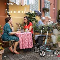 Premium rollators