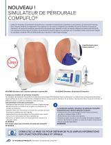 3B Scientific Catalogue Formation Médicale - Simulation - Compétences cliniques - Anatomie - 10