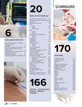 3B Scientific Catalogue Formation Médicale - Simulation - Compétences cliniques - Anatomie - 4
