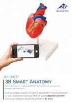3B Smart Anatomy inclus avec les modèles 3B Scientific - 1