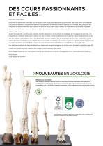 Catalogue Sciences Naturelles - 2