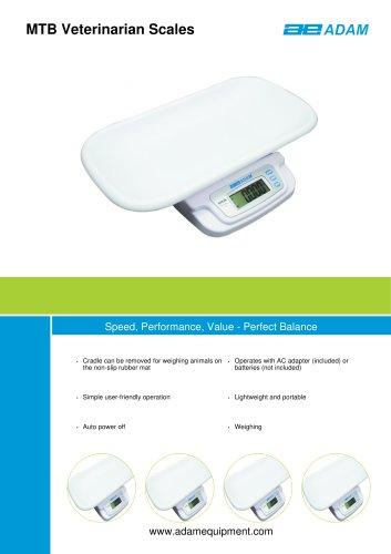 MTB Veterinarian Scales