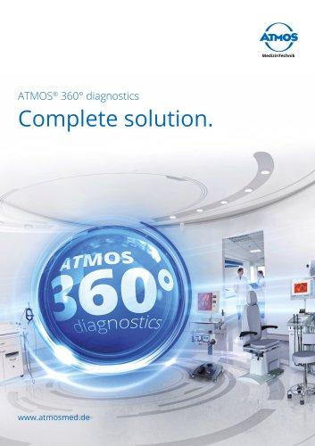 ATMOS® 360° diagnostics