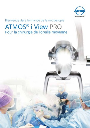 ATMOS® i View PRO