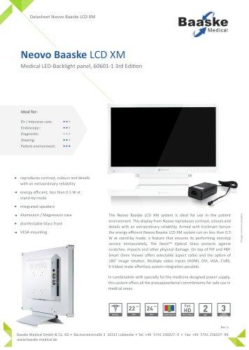 Neovo Baaske LCD XM