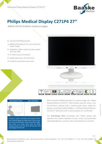 Philips Medical Display C271P4 27''
