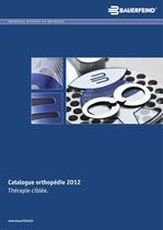 Catalogue orthopédie