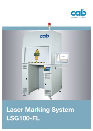 Laser Safety Housing LSG 100