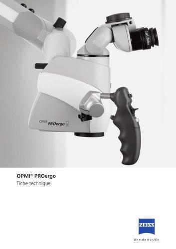 OPMI® PROergo