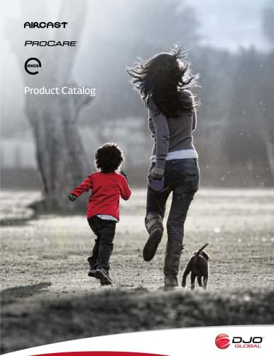 AIRCAST PROCARE Product Catalog