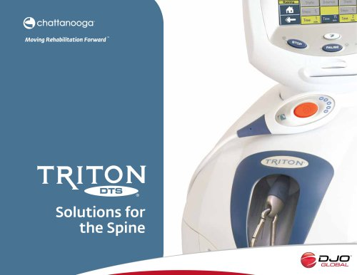 Triton DTS Solutions for the Spine