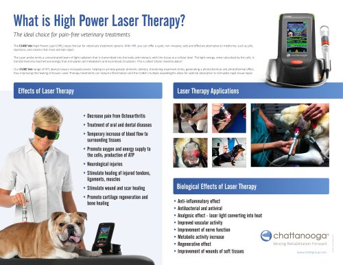 What is High Power Laser Therapy?