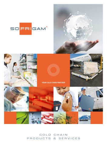 COLD CHAIN PRODUCTS & SERVICES