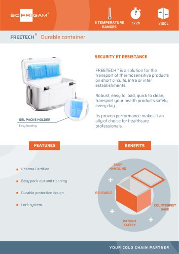 Freetech icebox